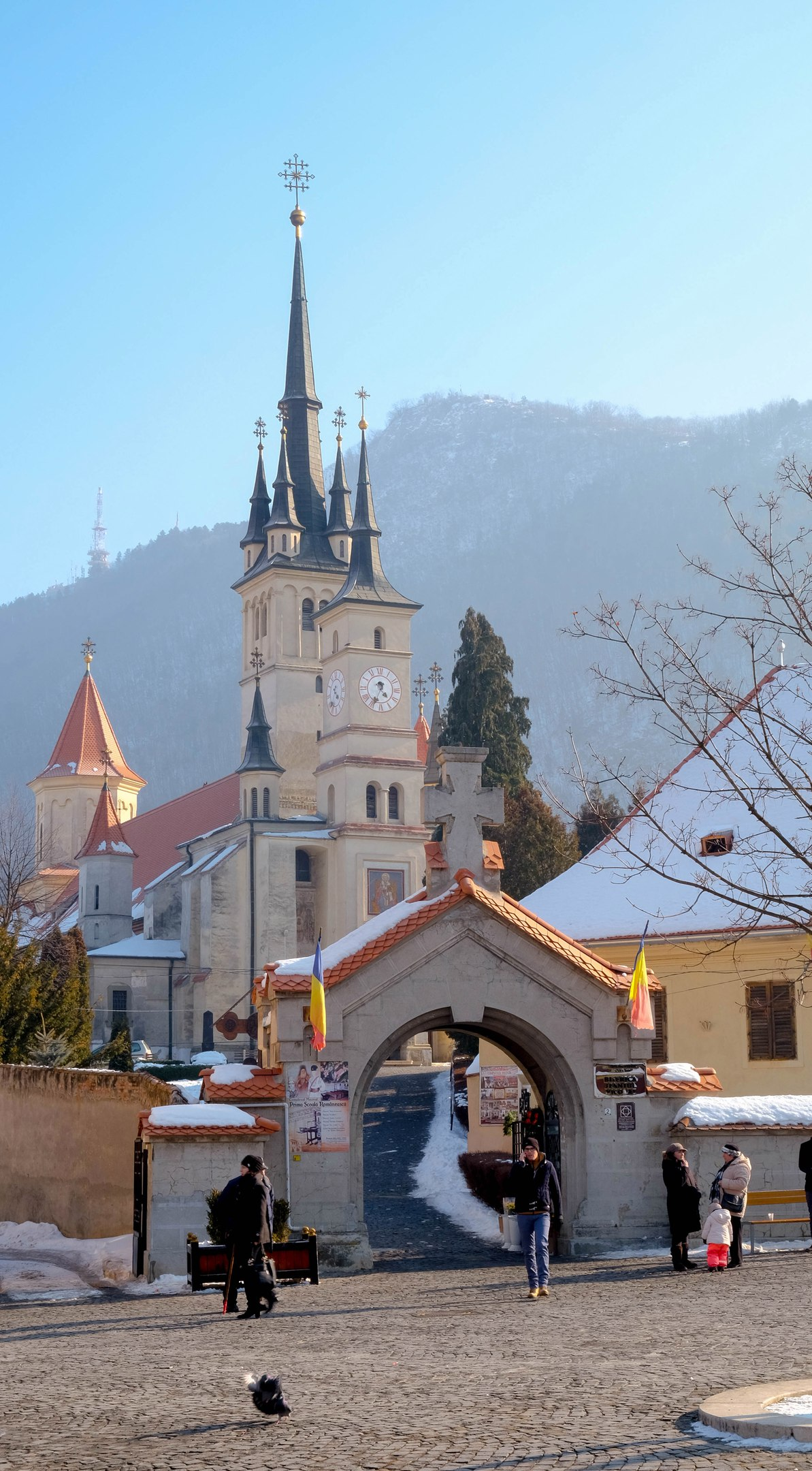 брашов в румынии