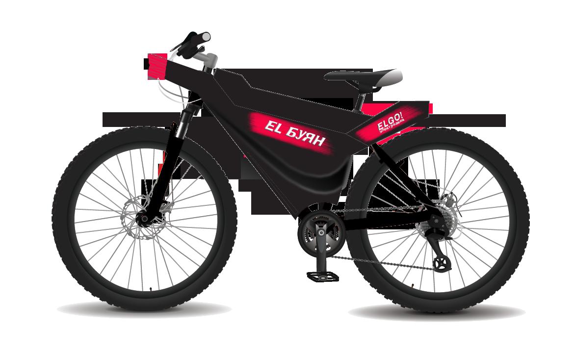 Электровелосипед ЭльБуян