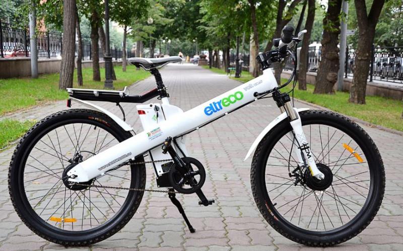eltreco велосипед