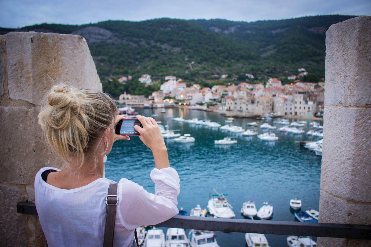 творчество и фотография в хорватии
