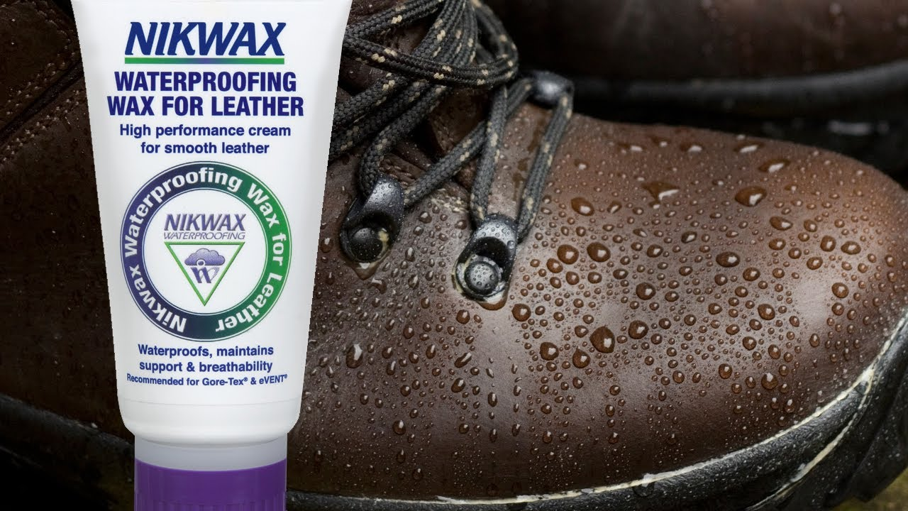 Nikwax Waterproofing