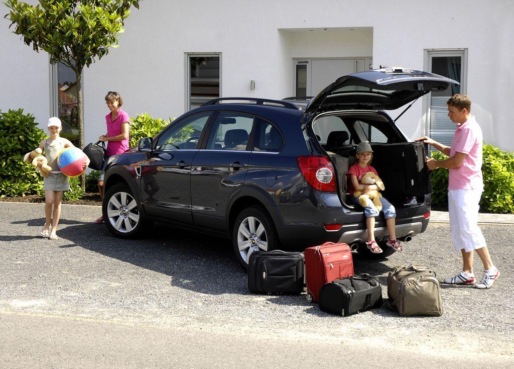 авто туризм семьей