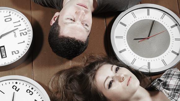люди и часы