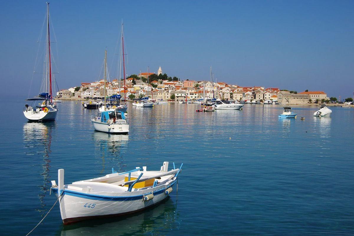 яхтенное путешествие по хорватии 2017