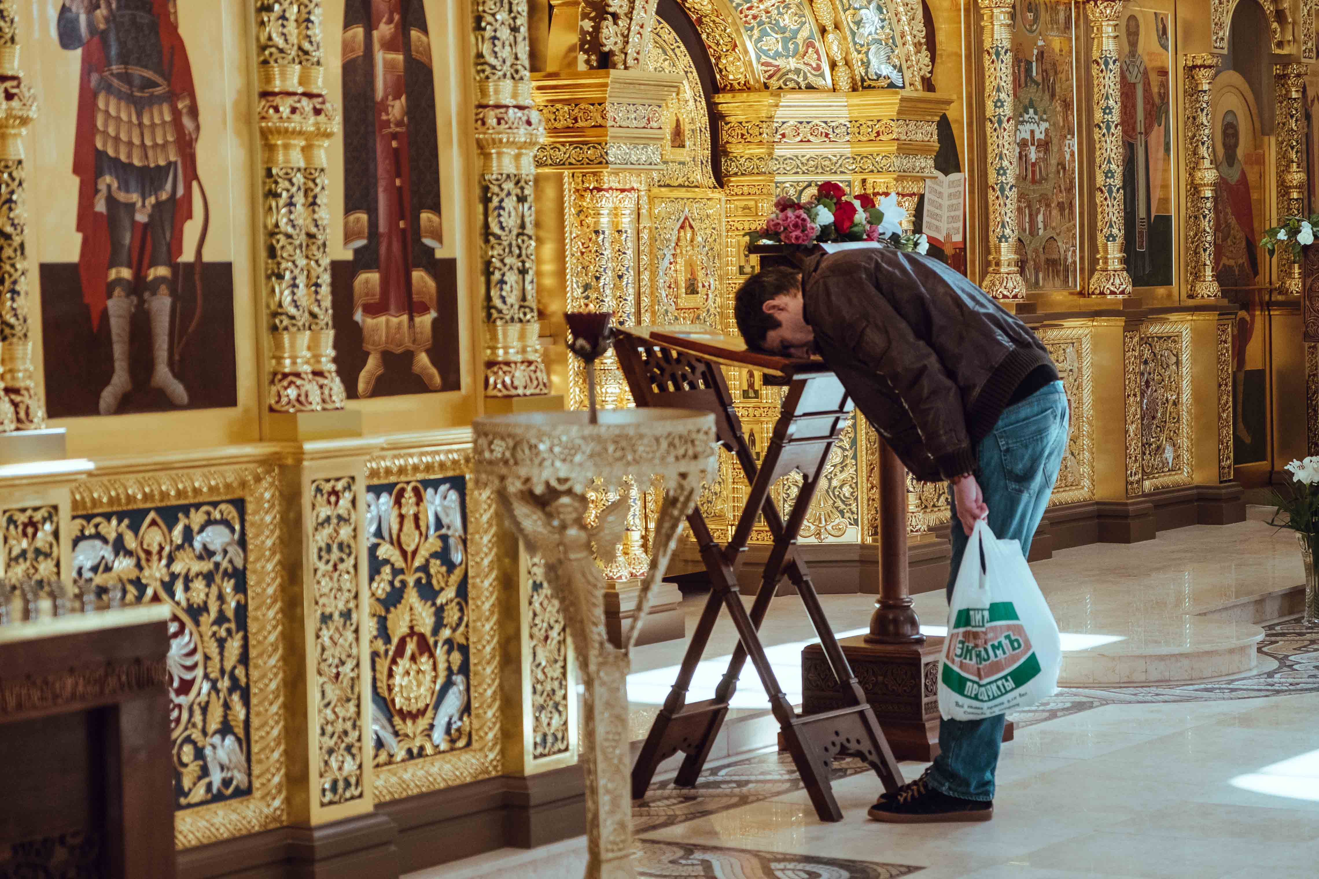 в храме гусева калининградской области