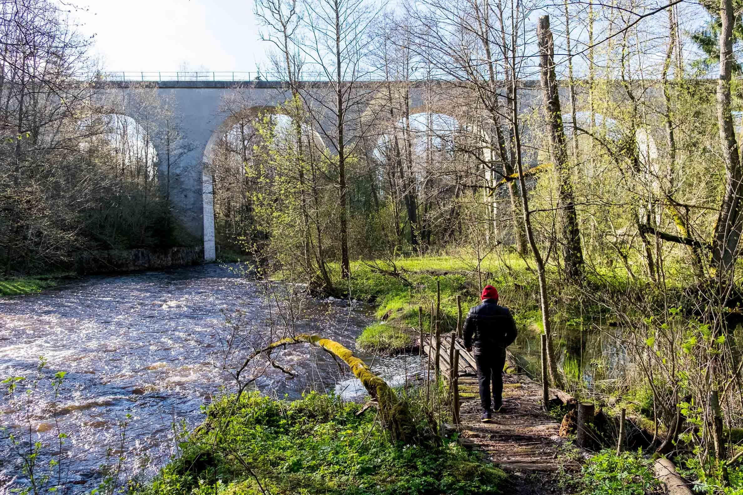 bridge in tokarevka