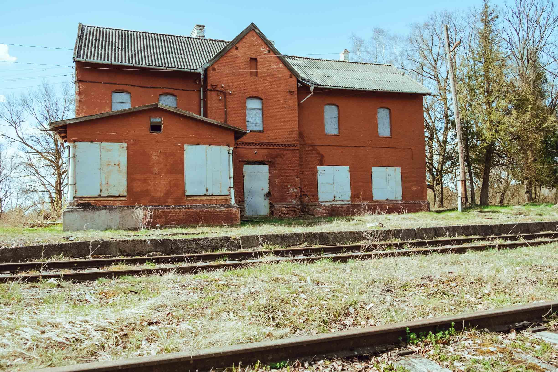 вокзал в краснолесье