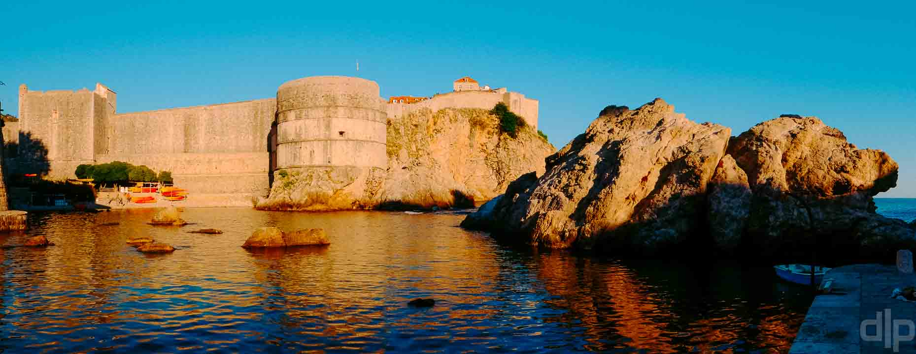 королевская гавань фото хорватия дубровник