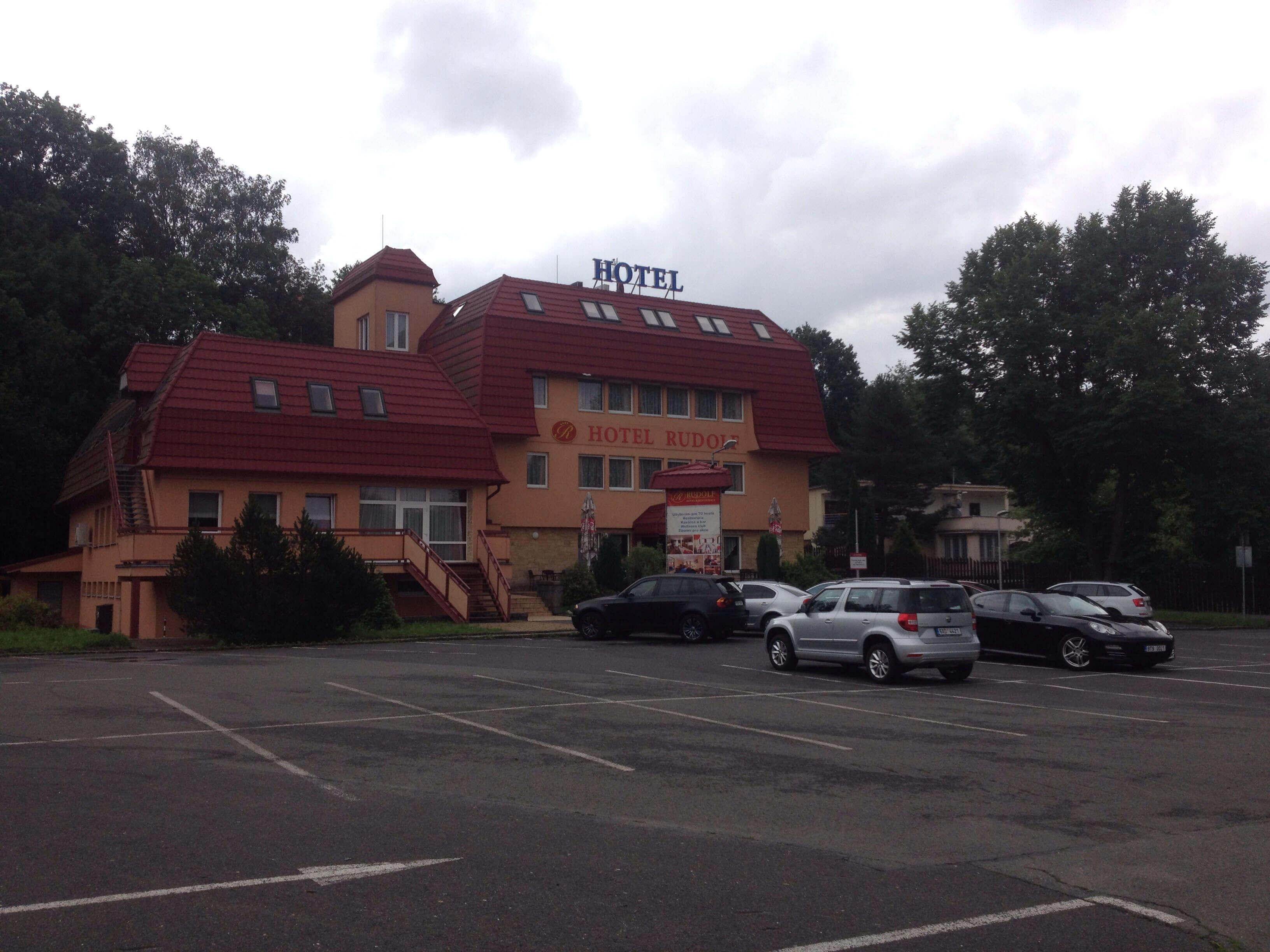 отель рудольф в чехии