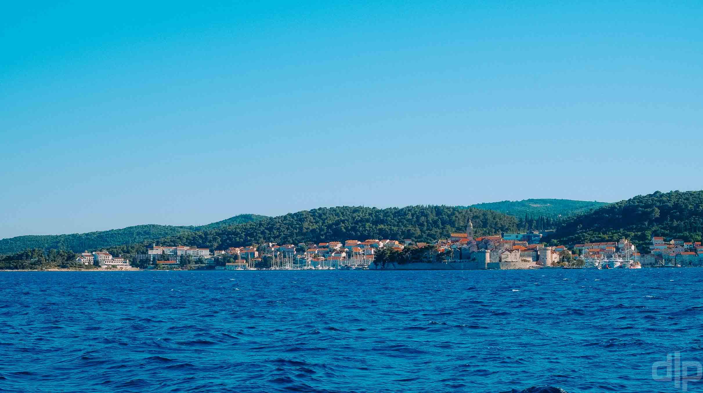 остров хвар фото с моря
