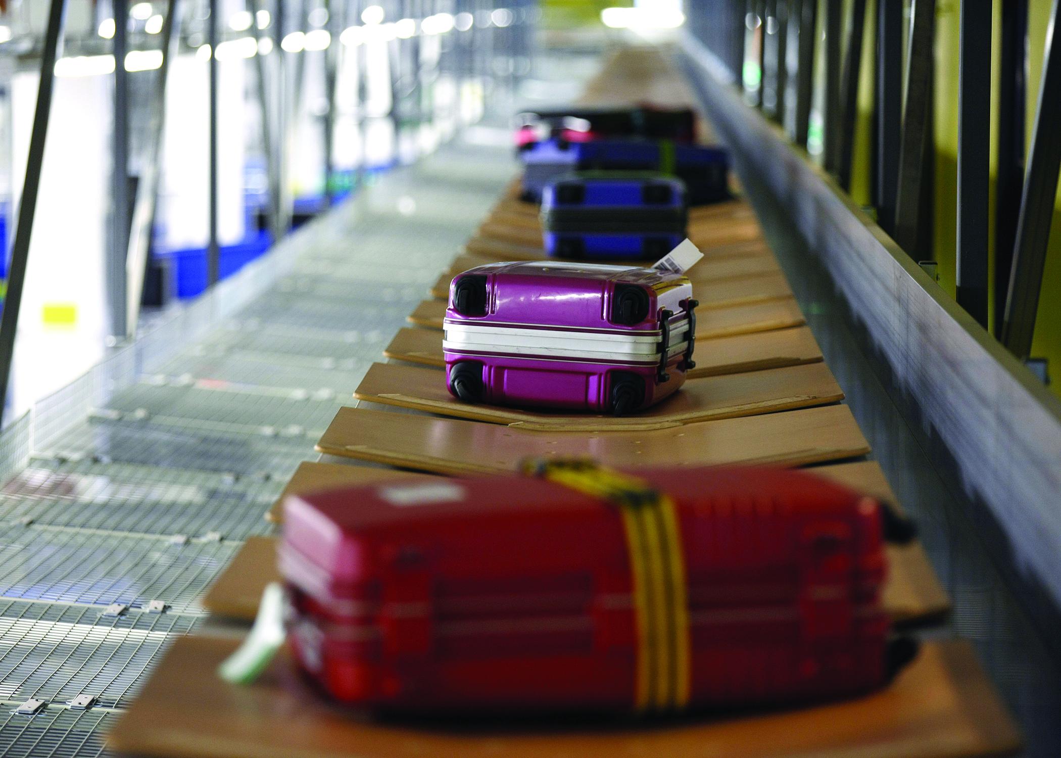 чемодан в багаж