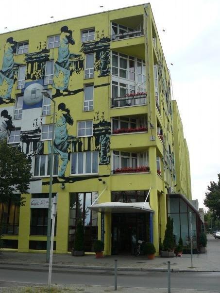 хостел в Берлине