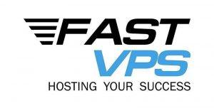 Логотип хостинга ФастВПС