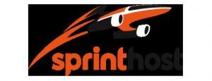 Спринтхост. Логотип
