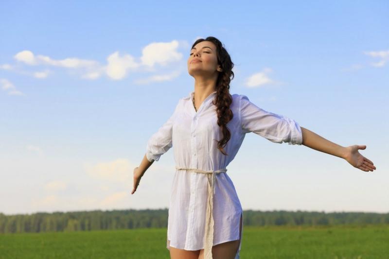 Медитация открывает внутренний мир