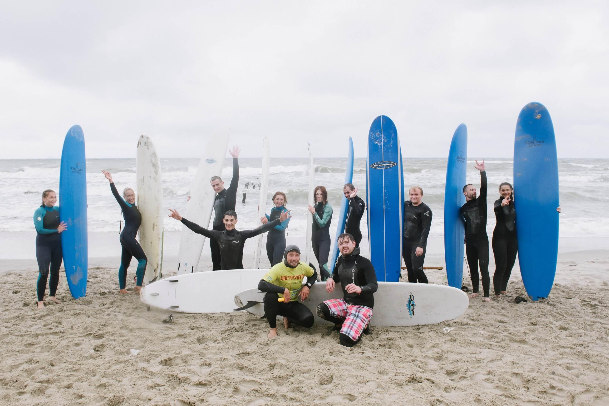 проект на грани серфинг