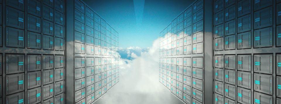 Облачный выделенный сервер. Визуализация