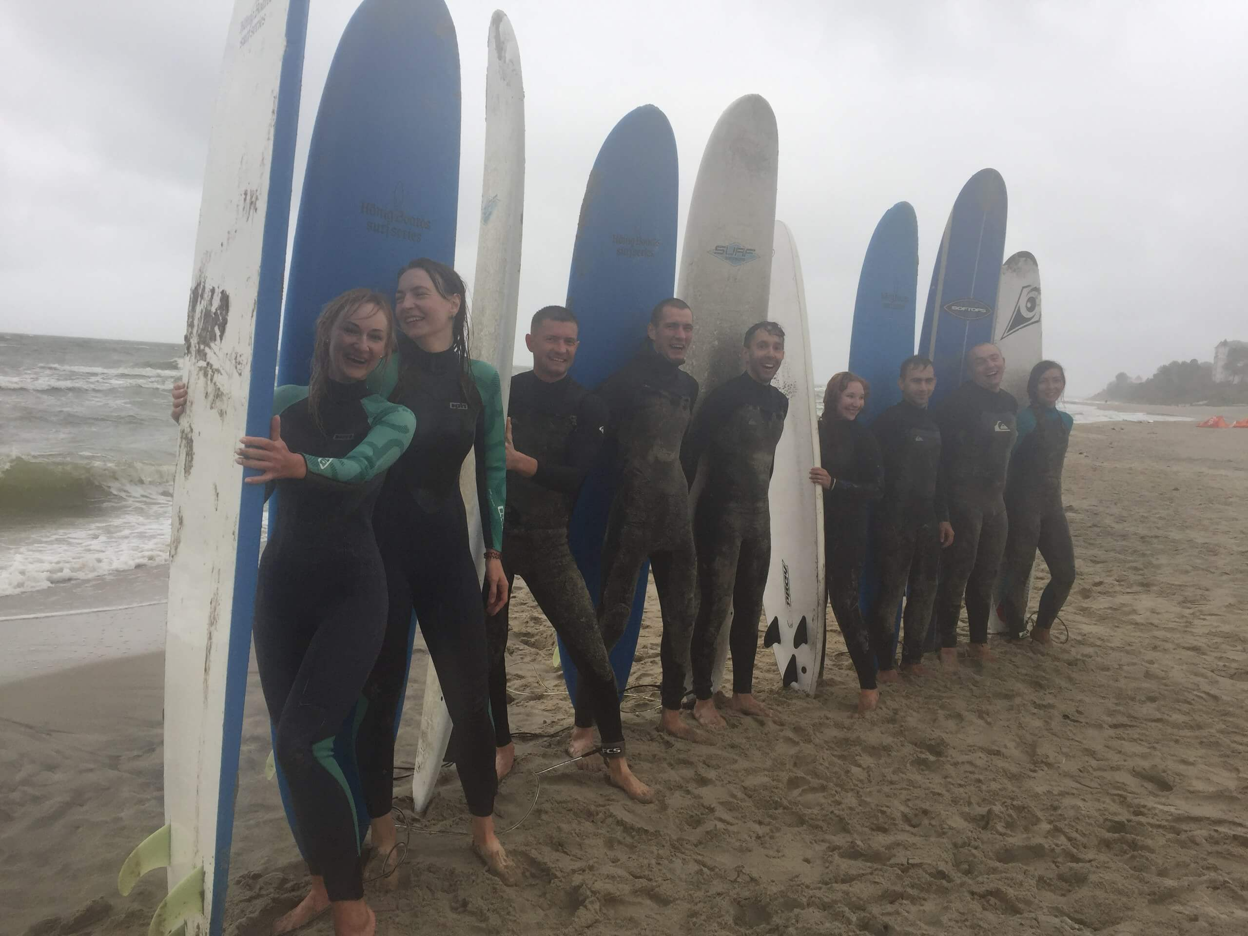 проект на грани на серфинге в балтийском море калининград