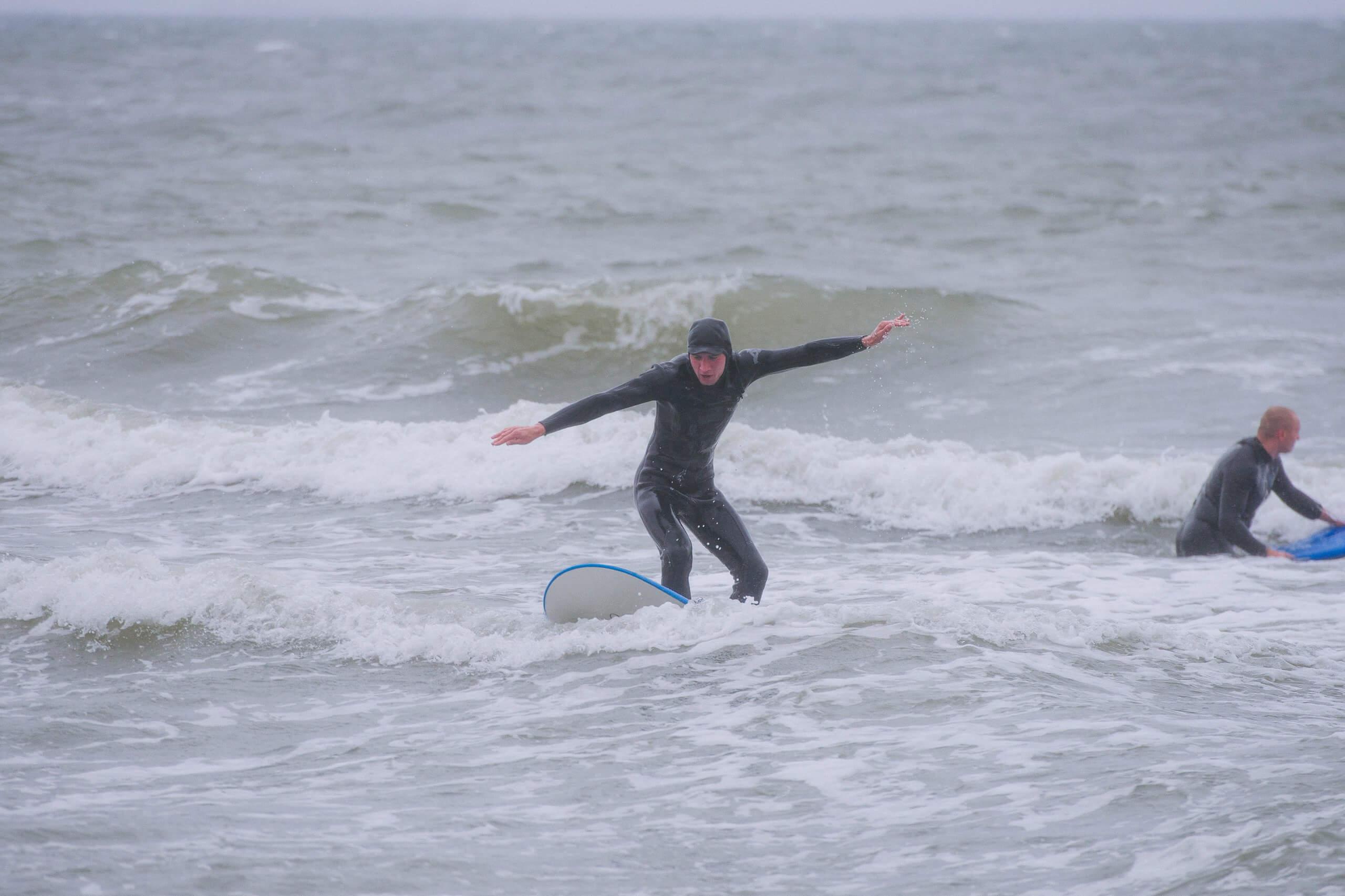 серфинг для начинающих