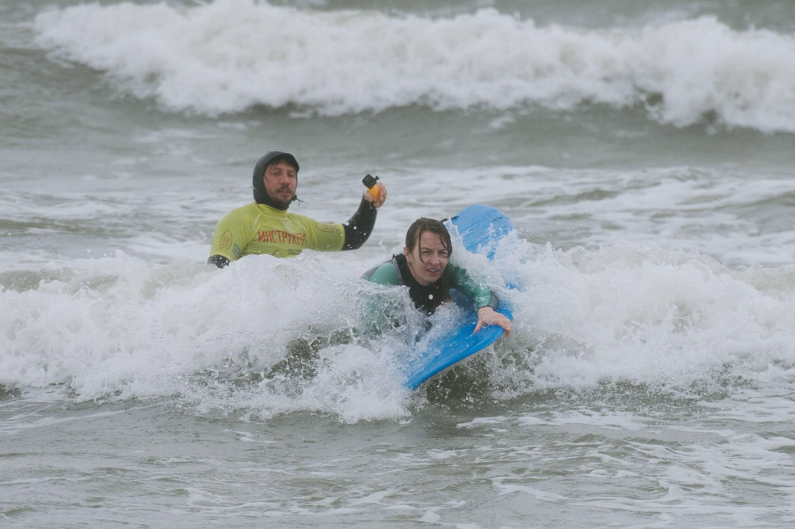 серфинг для новичков