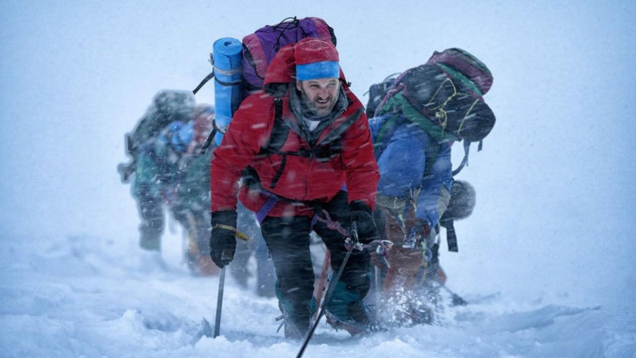 снегопады на Евересте