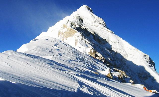 температура воздуха на Евересте