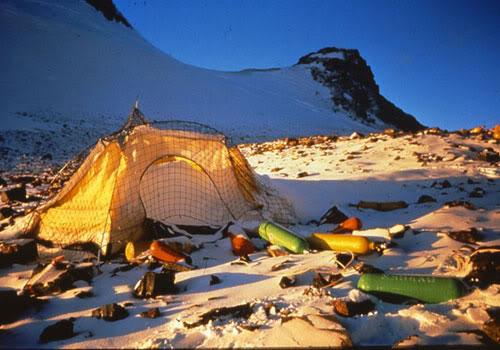 загрязнение горы Еверест