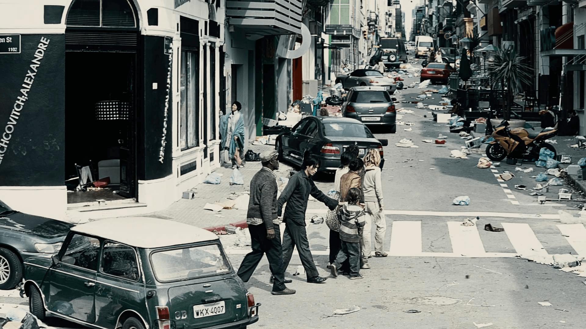 кадр из фильма слепота