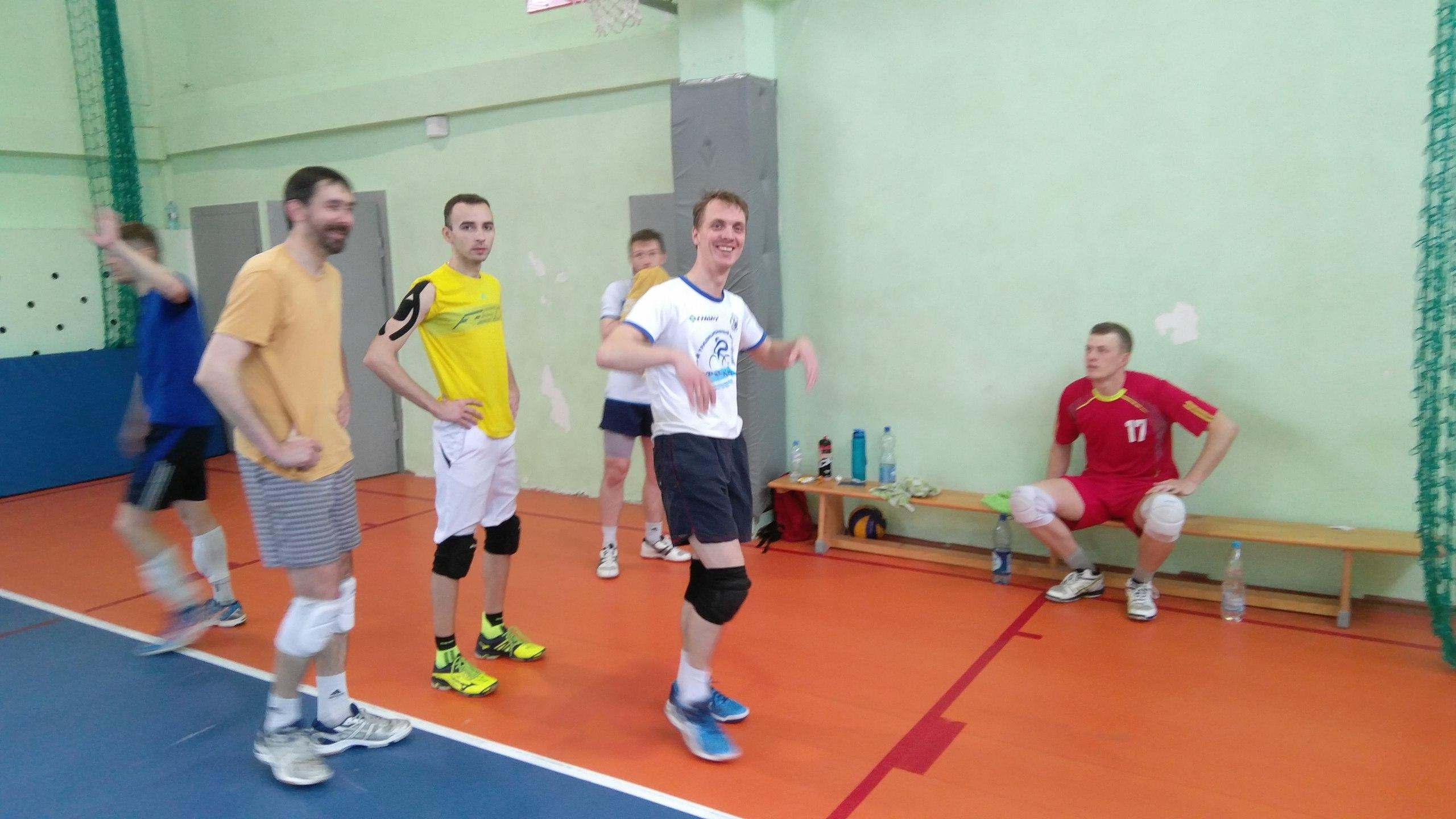 секция волейбола калининград