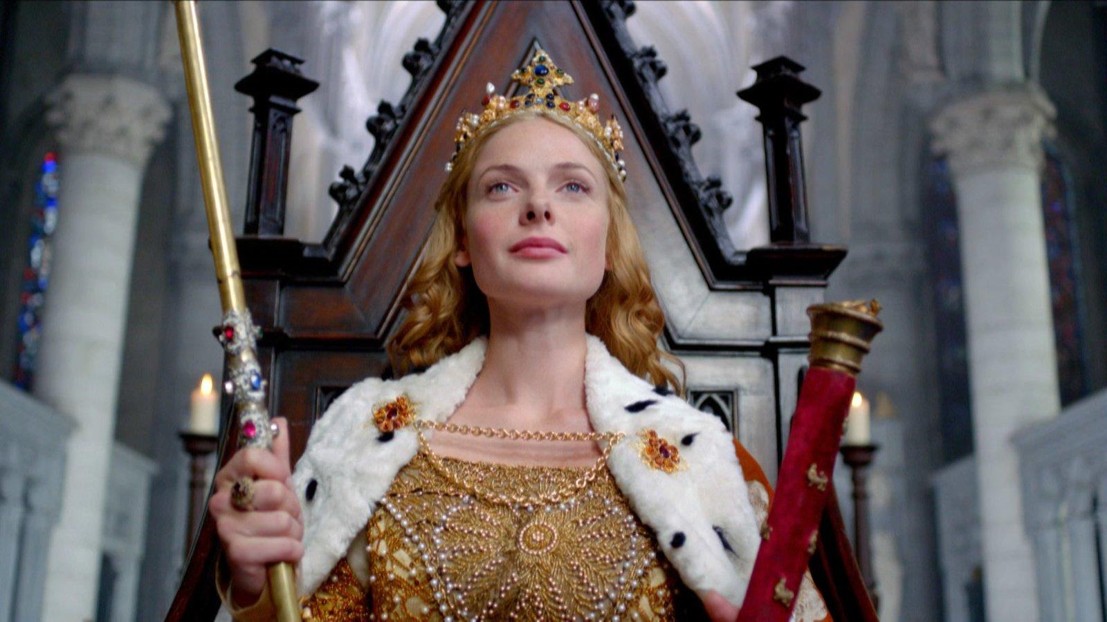 белая королева сериал