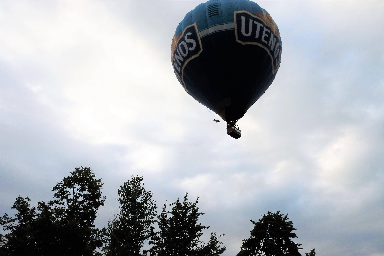 полетать на воздушном шаре в калининграде