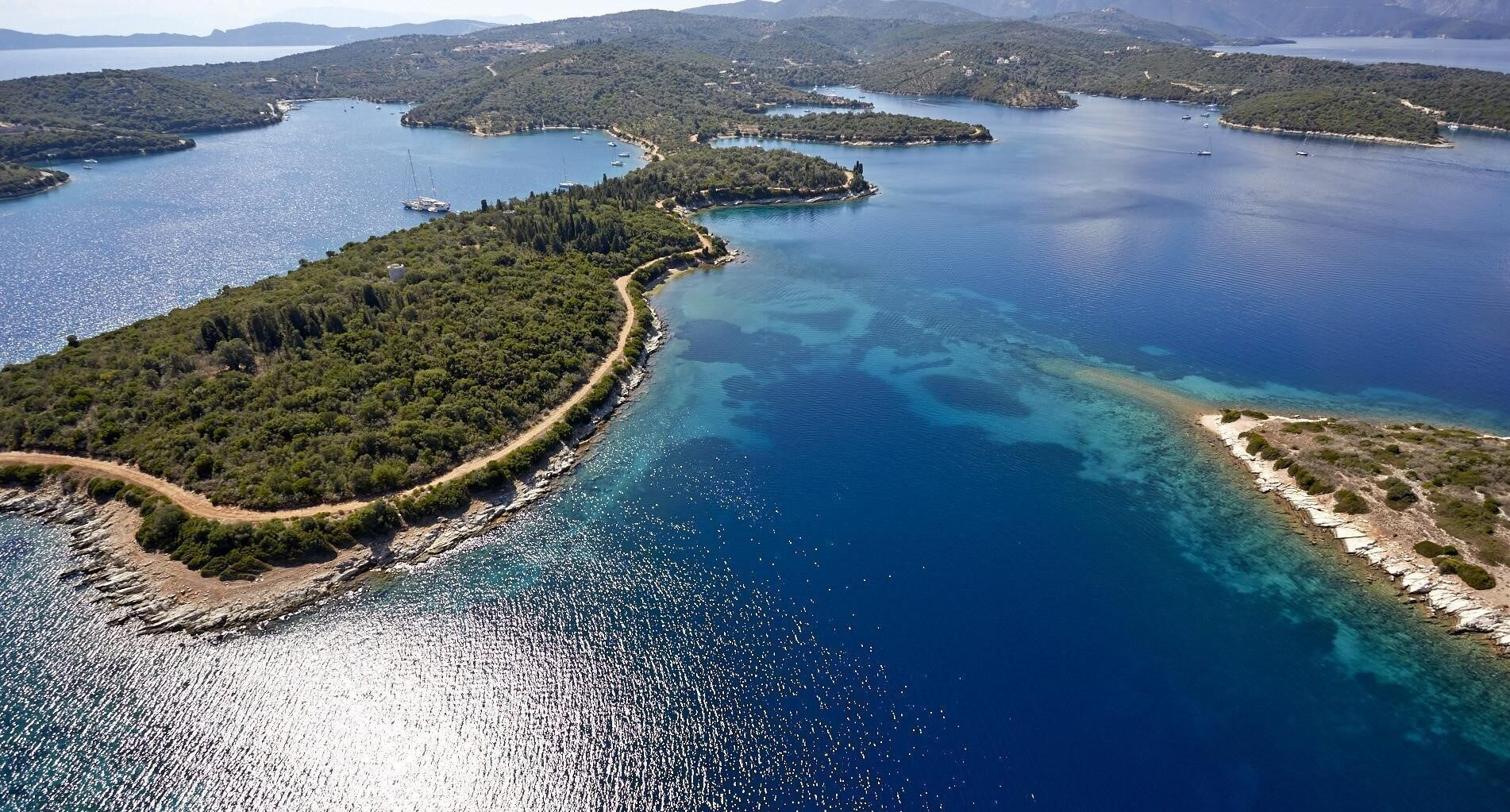 Меганиси Греция