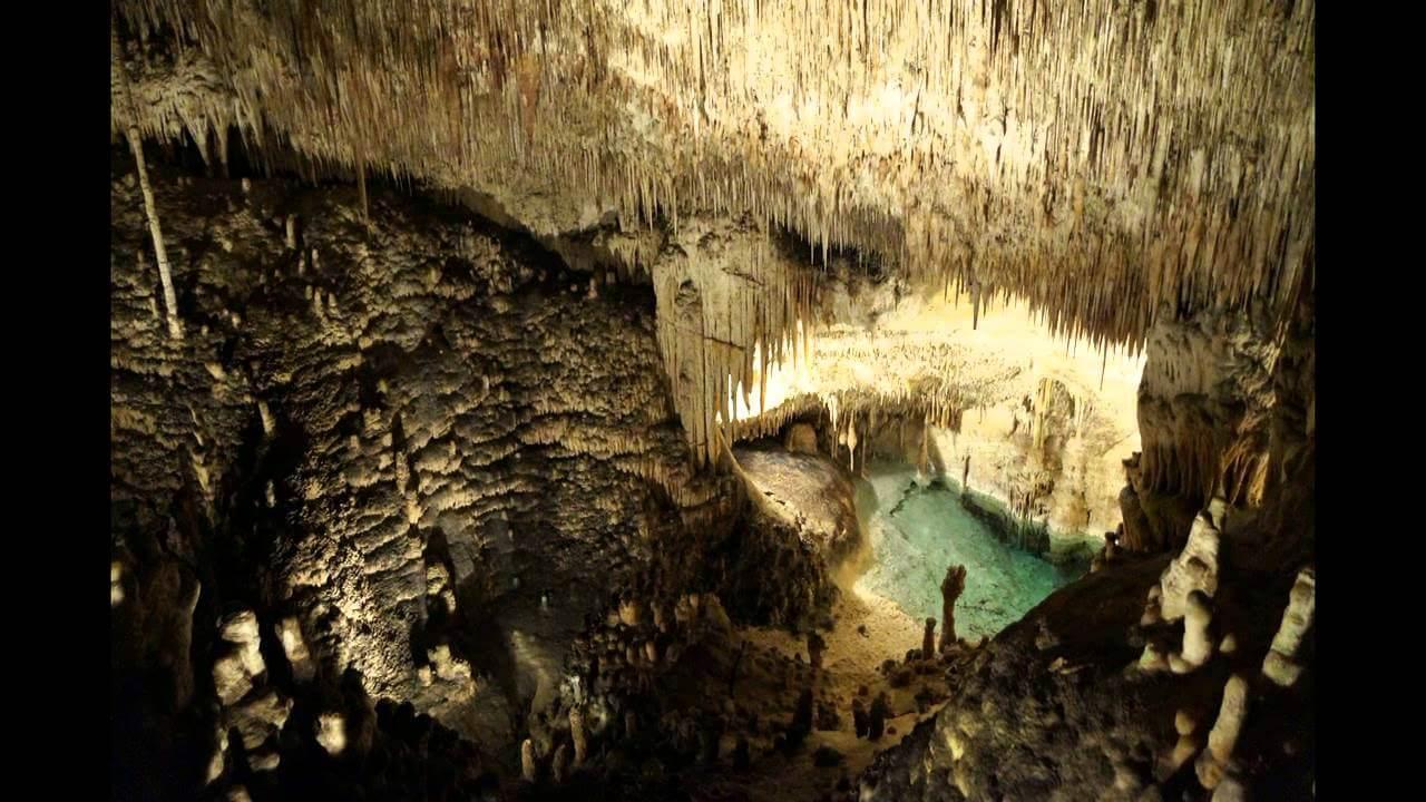 лефкас сивота пещеры