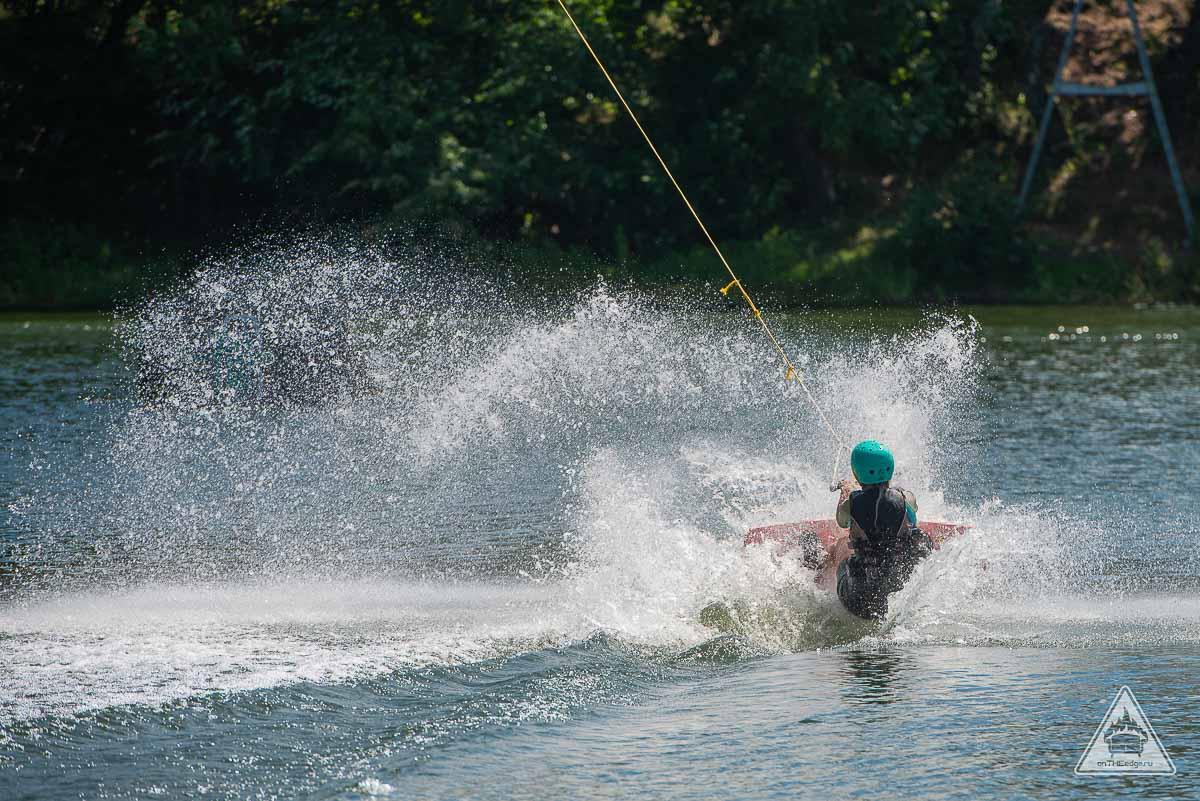 вейкборд как научиться кататься