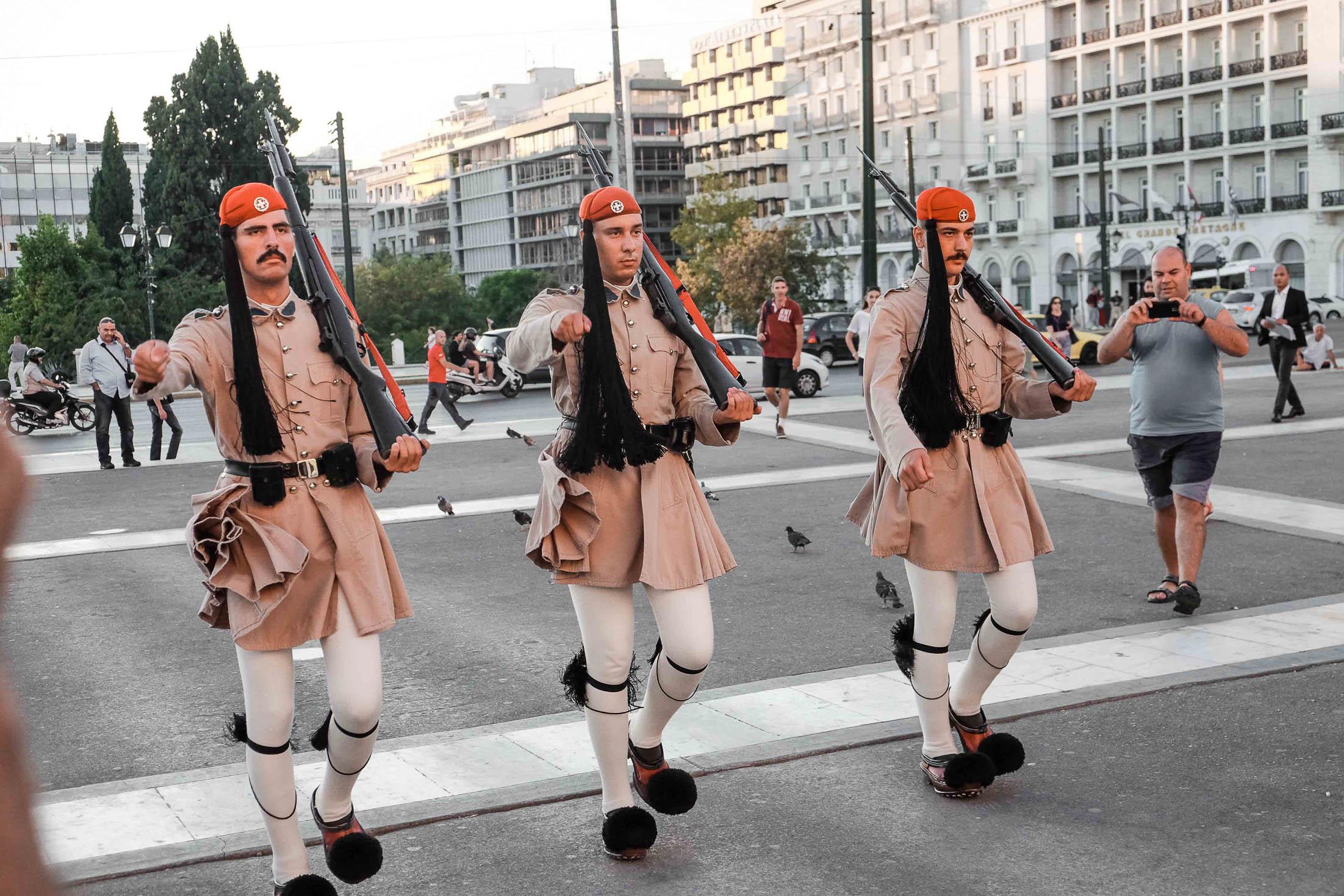эфзоны афины