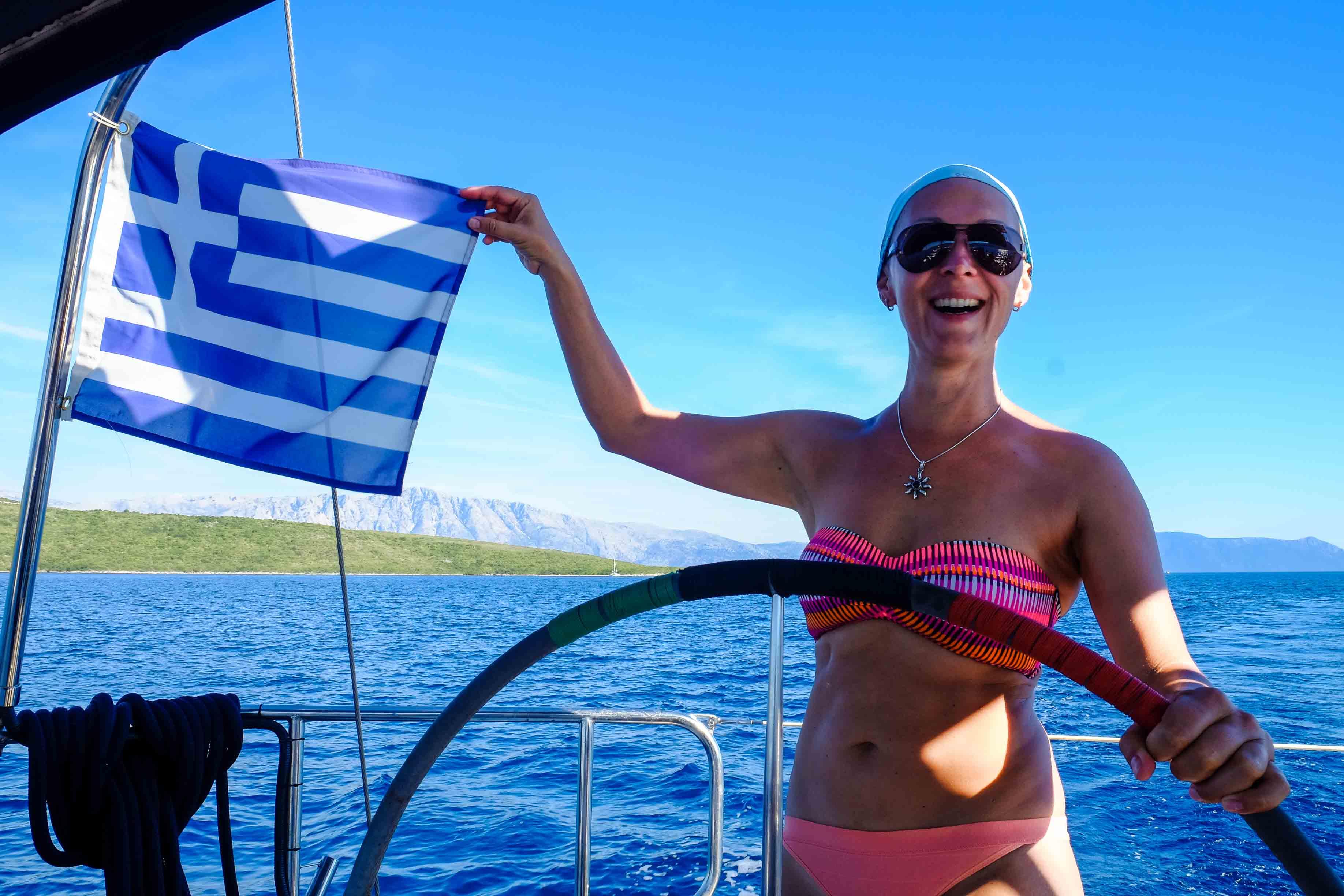 марианна кочевых капитан яхты Медуза
