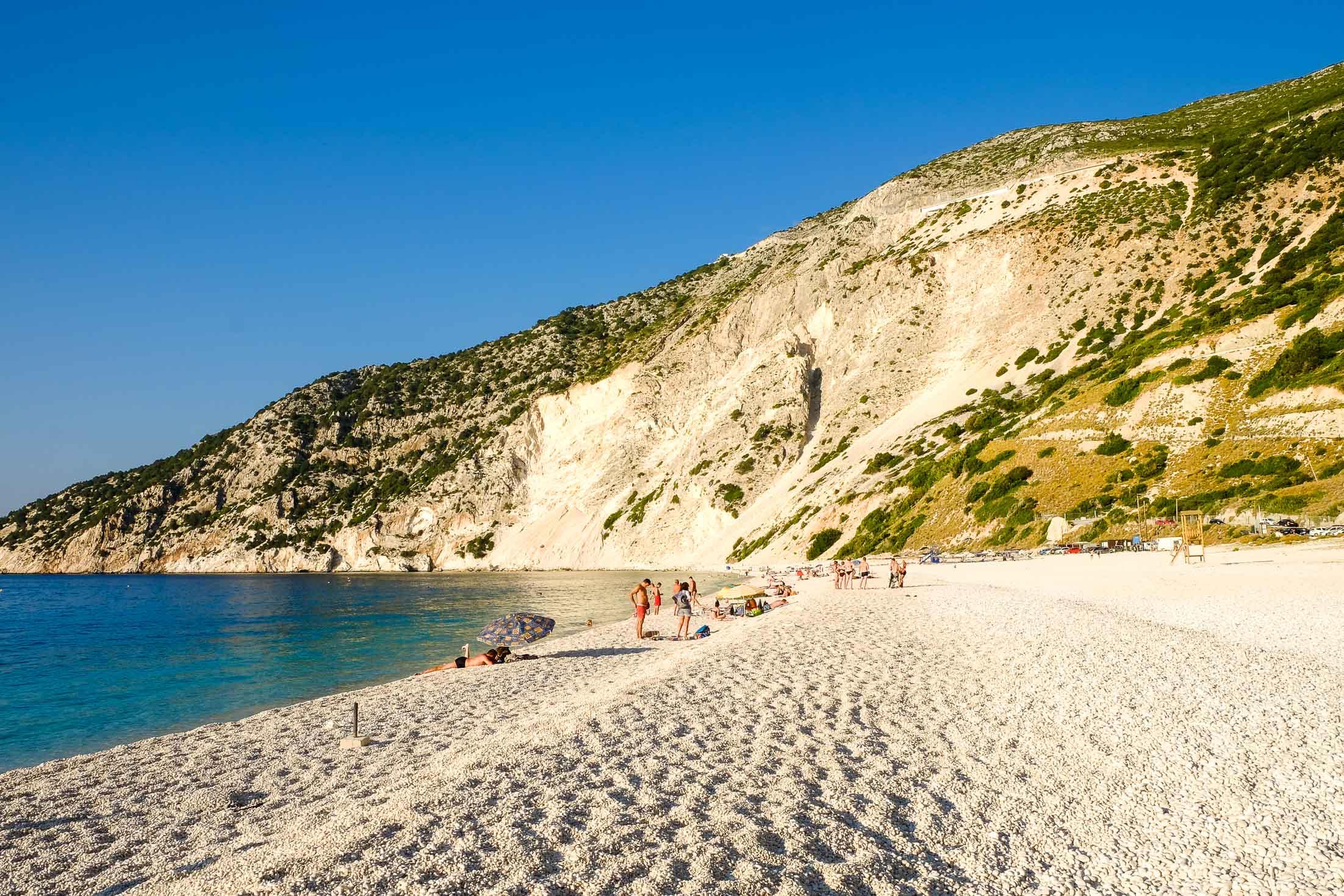 пляж миртос фото