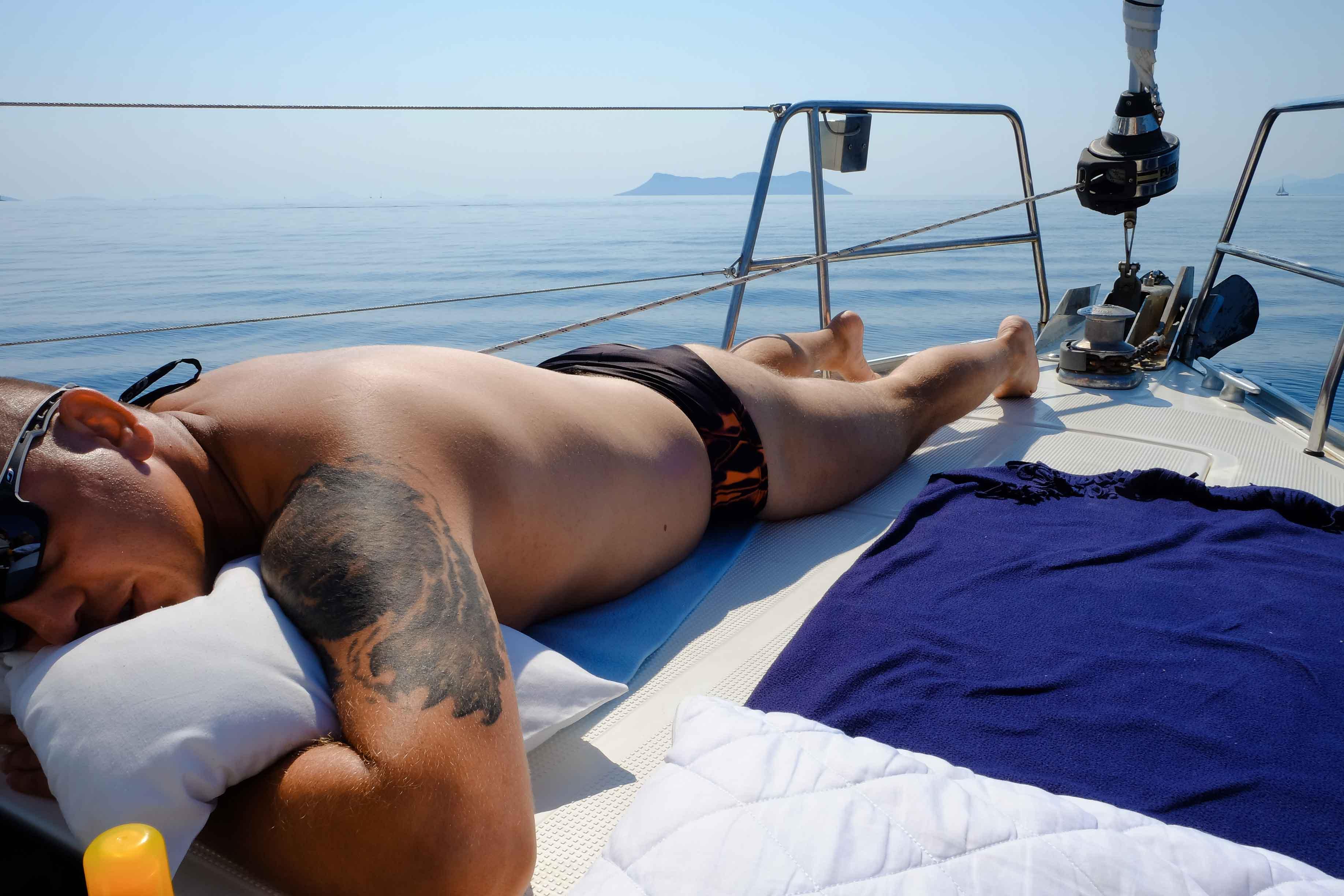 сколько стоит отдых на яхте в греции