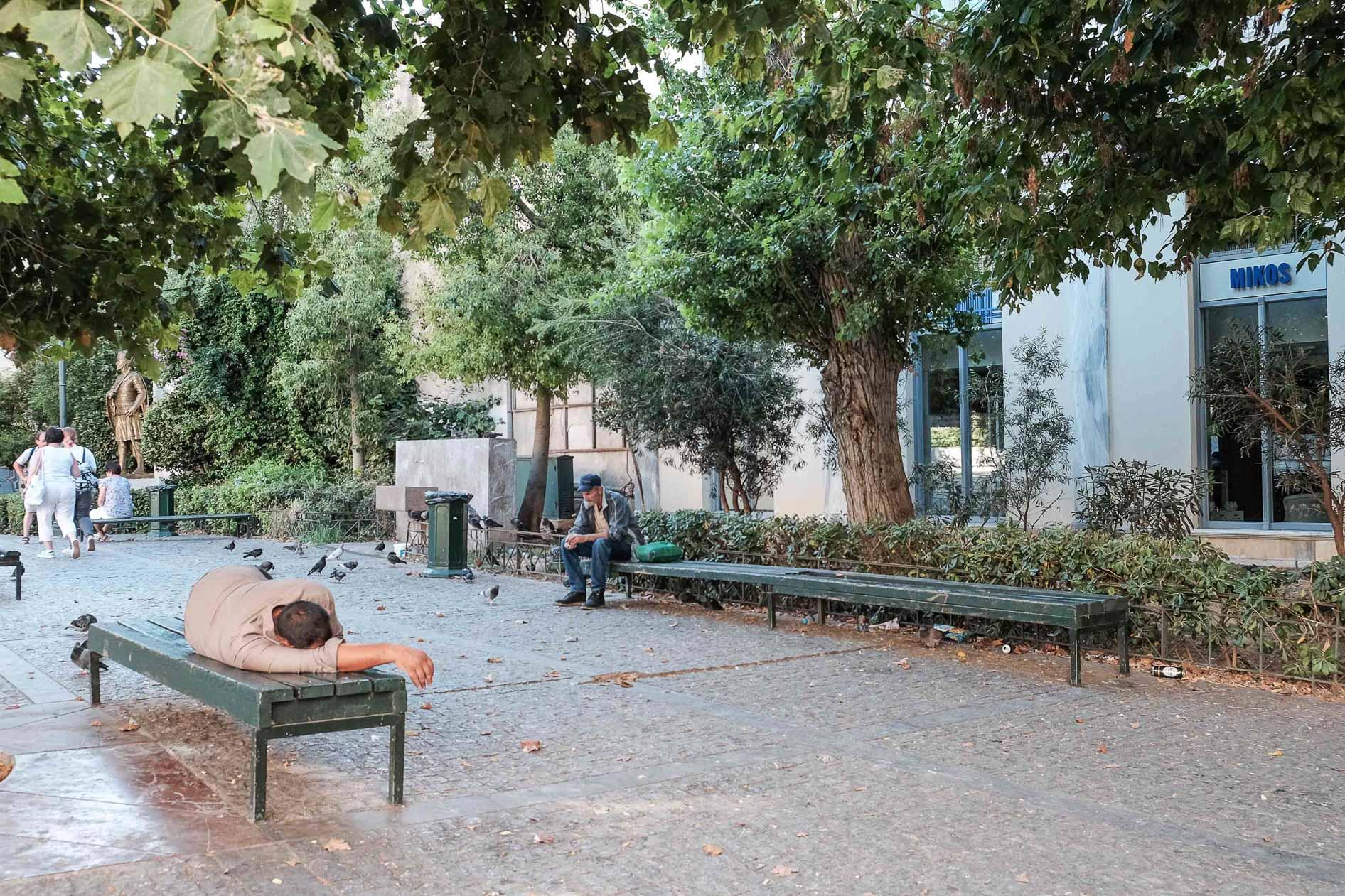 отдыхаем в афинах