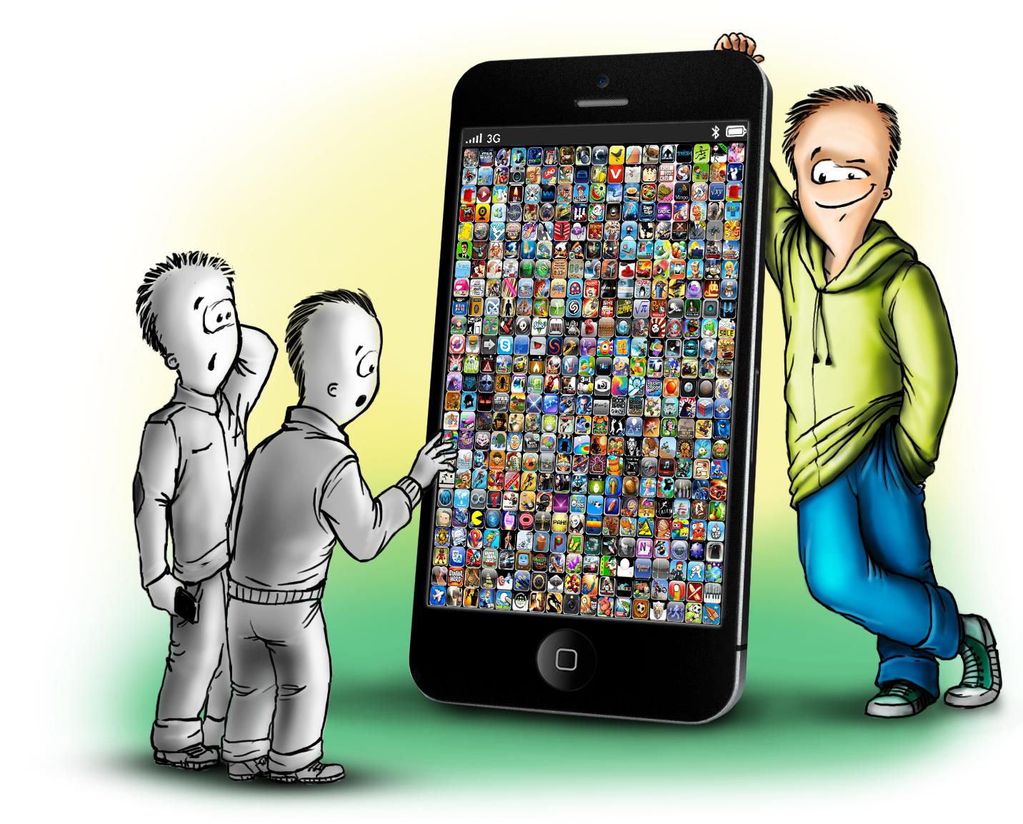 приложения с прикольными картинками ждали долго, цены