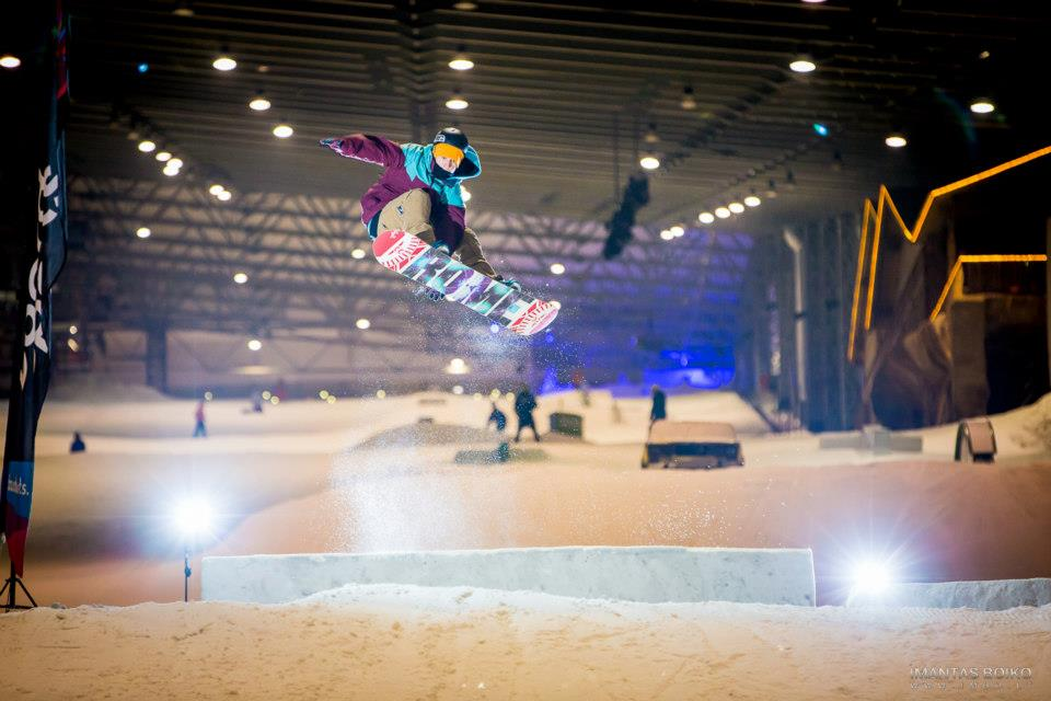 сноуборд арена
