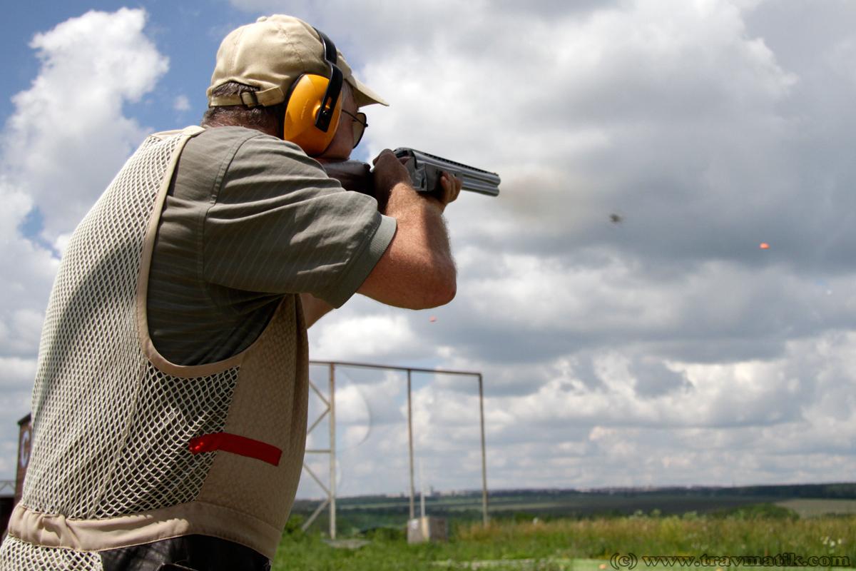 стрельба по тарелочкам в калининграде