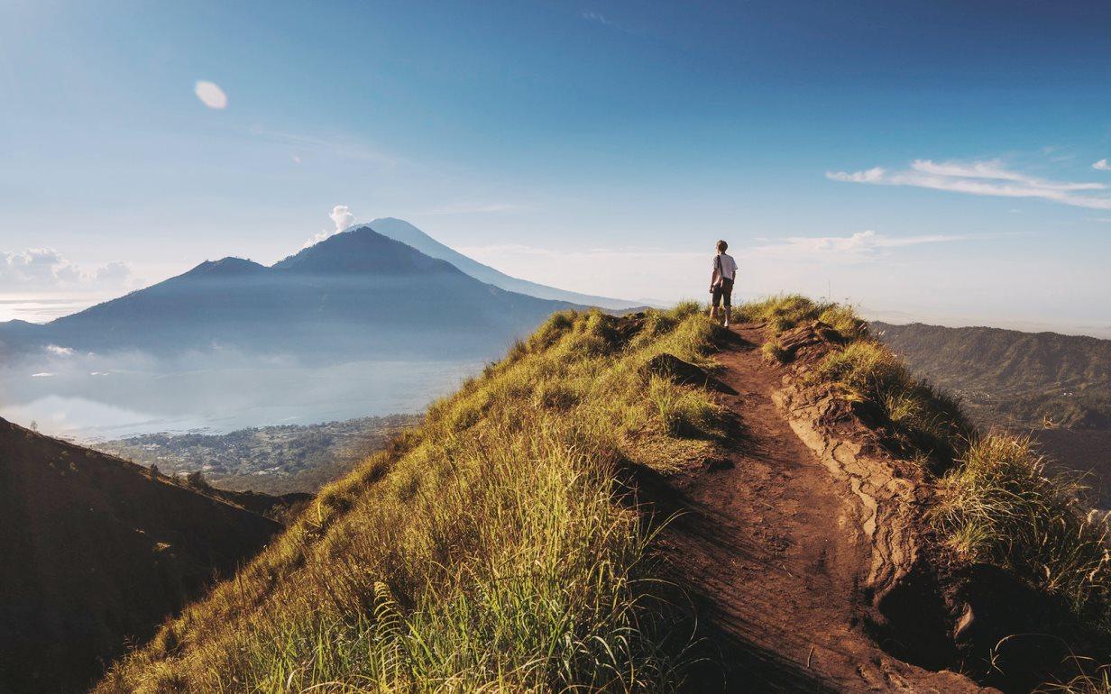 вулкан батур бали фото