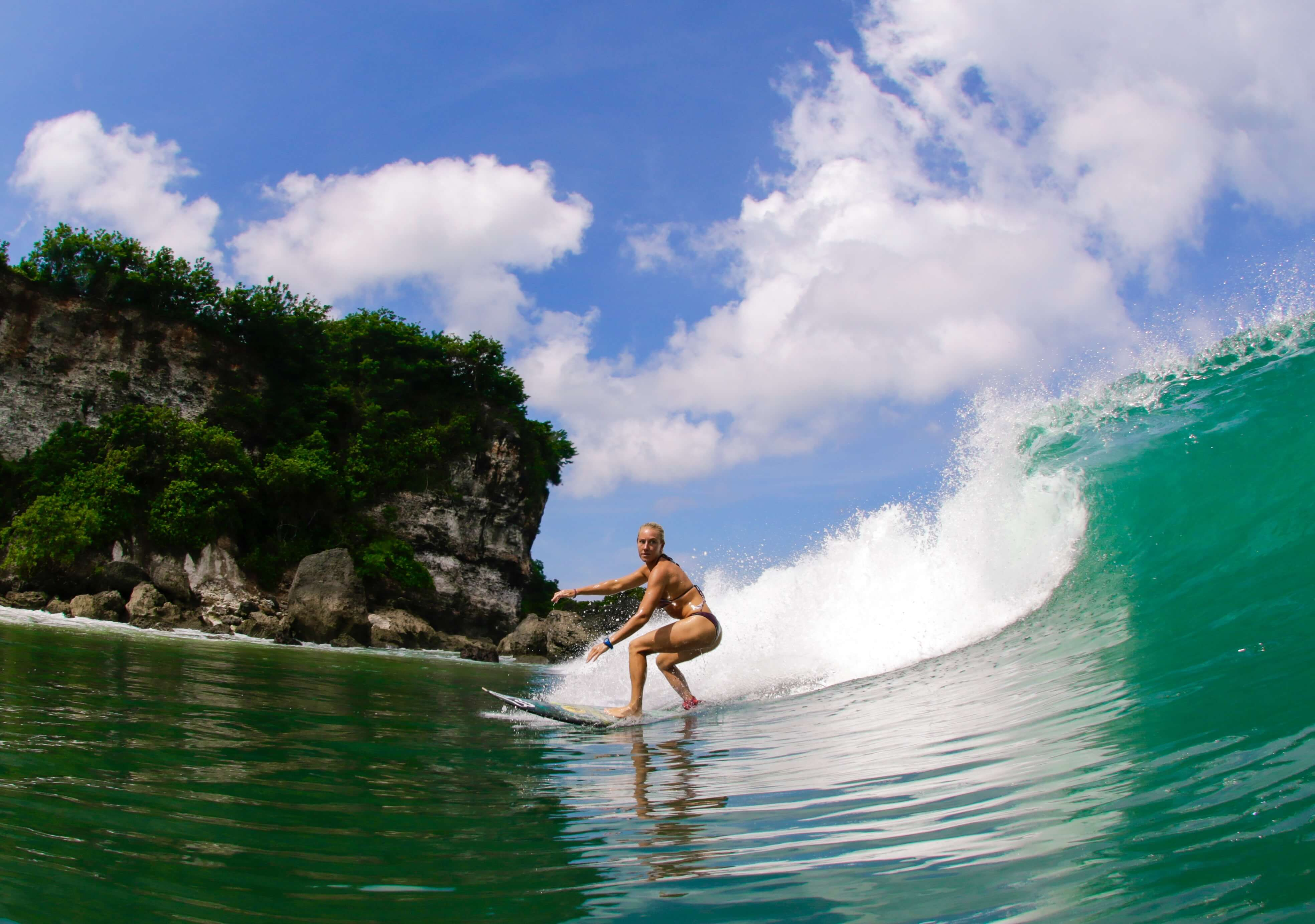 серфинг на бали ноябрь