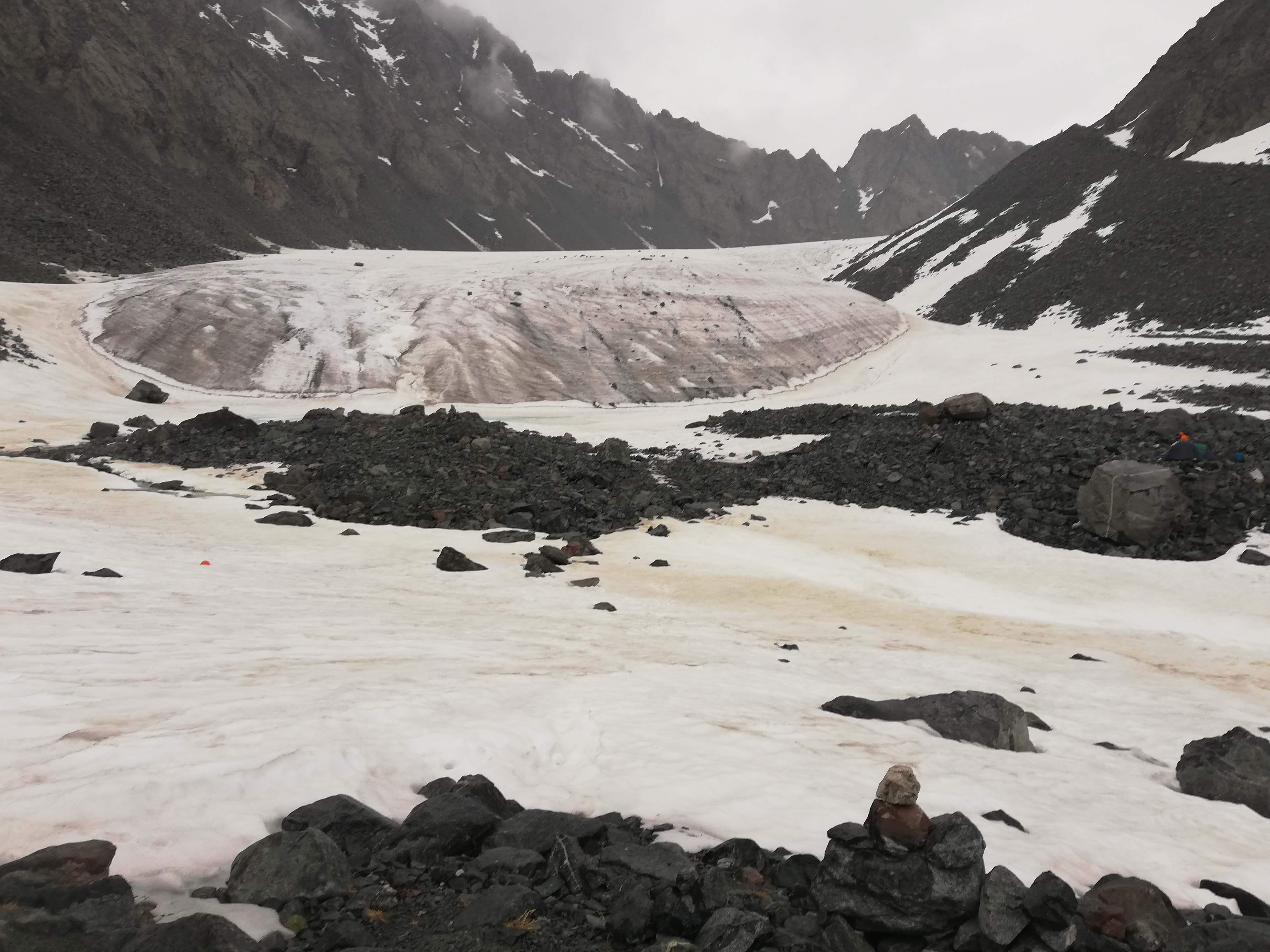 ледник арбуз томские стоянки