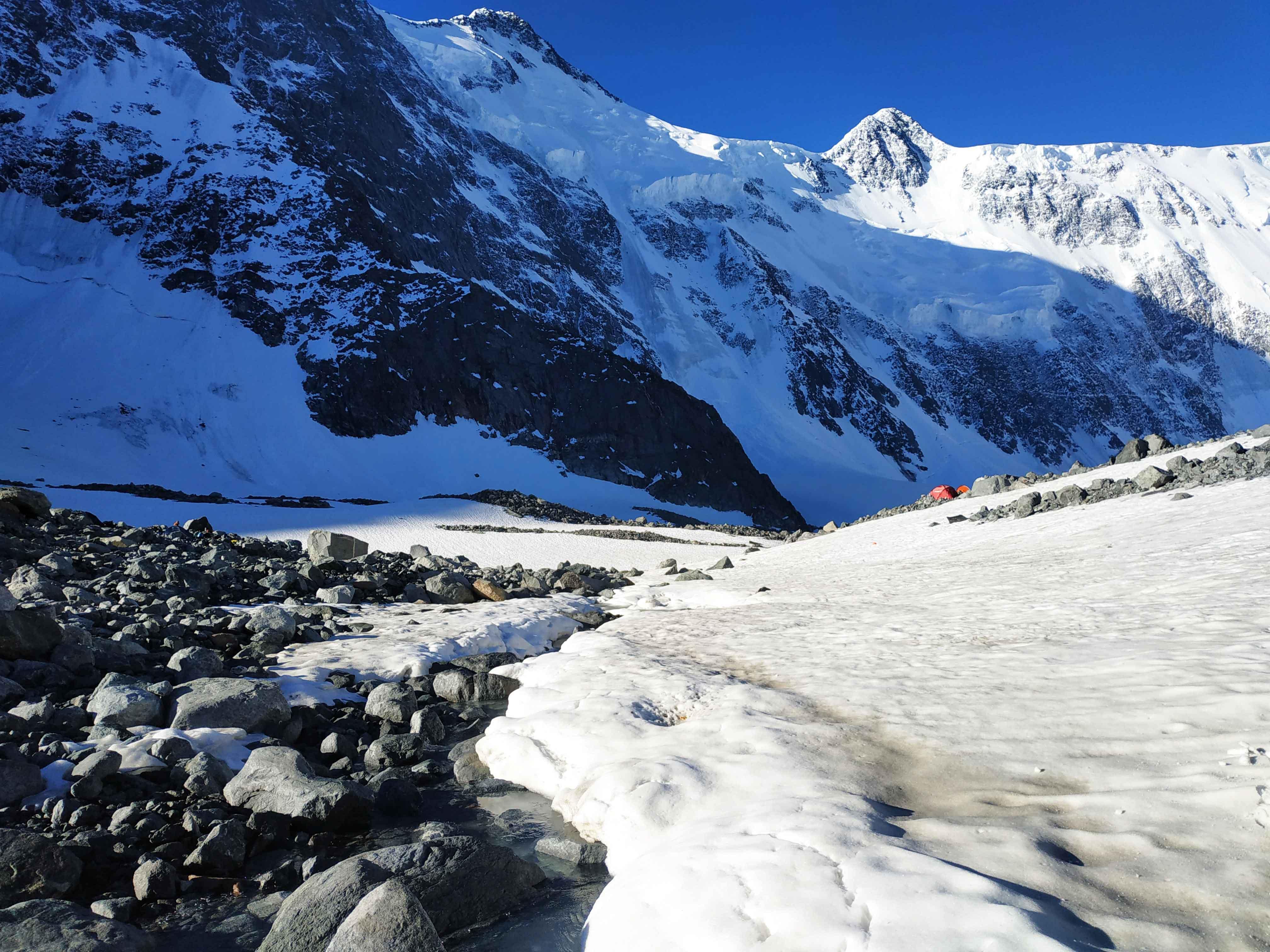 алтай гора белуха фото