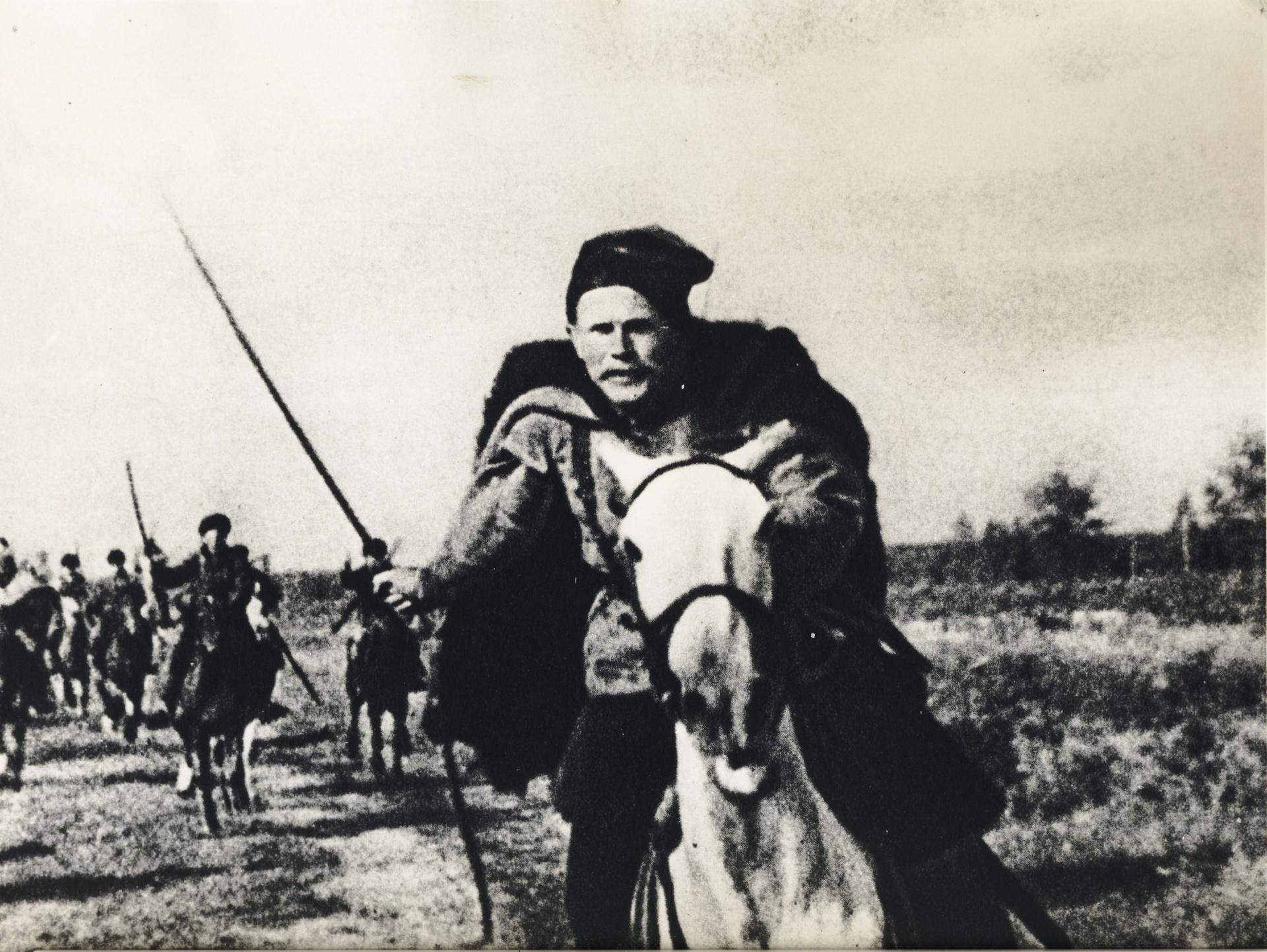 чапаев на коне