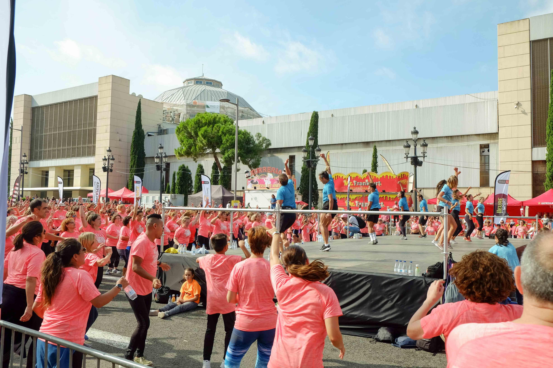 барселона фитнес фестиваль