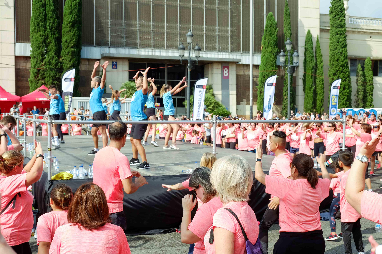 фитнес на улицах барселоны
