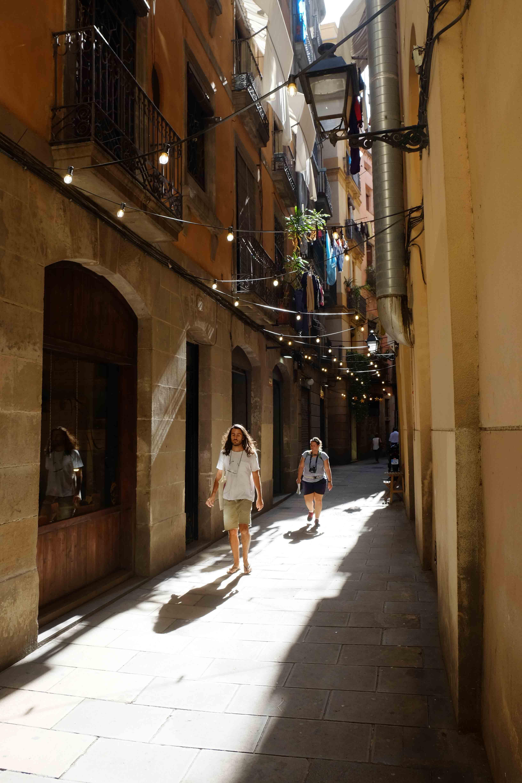 готический квартал в барселоне фото 2